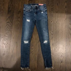 [Blank NYC] size 10 ripped jeans